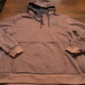 Under Armour threadborne hoodie.  Size xl